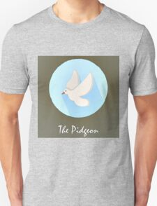 The Pidgeon Cute Portrait T-Shirt