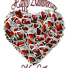 Happy Anniversary My Valentine by Fotography by Felisa ~