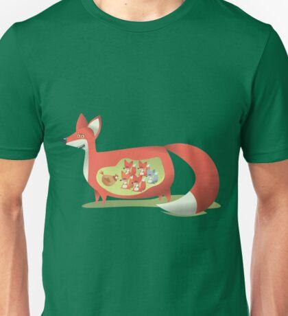 Fox Club Unisex T-Shirt