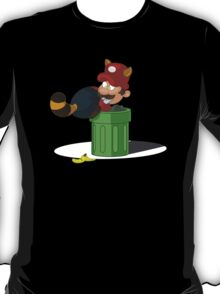 Raccoon Plumber IRL T-Shirt