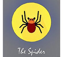 The Spider Cute Portrait Photographic Print