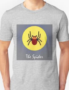 The Spider Cute Portrait T-Shirt