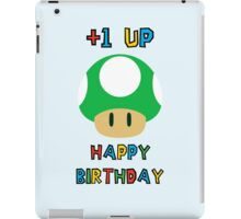 Happy Birthday - one UP iPad Case/Skin