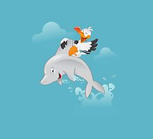 Duck & Dolphin by TMP Design