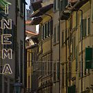 Florence Cinema by AmyRalston