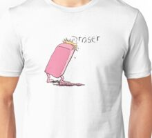 Eraser Unisex T-Shirt