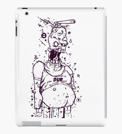Dur.. iPad Case/Skin