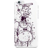 Dur.. iPhone Case/Skin