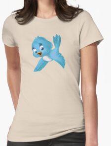 Cute Blue Bird T-Shirt