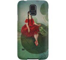 Thumbelina (Däumelinchen) Samsung Galaxy Case/Skin