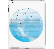No signal from Planet Earth iPad Case/Skin
