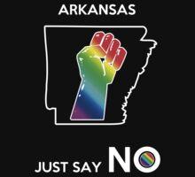 Arkansas -- Just Say No Kids Clothes