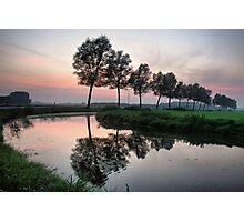 Quiet Evening Photographic Print