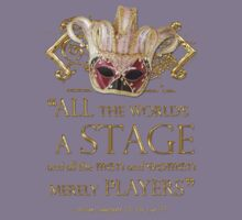 Shakespeare As You Like It Stage Quote Kids Clothes