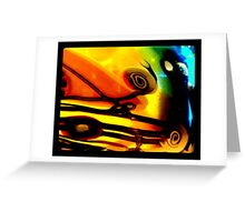 Color potpourri 2 Greeting Card