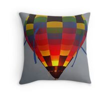 Floating Lantern Throw Pillow