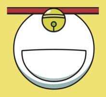 Boy Robot Cat Pocket! Kids Tee