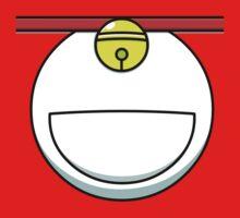 Boy Robot Cat Pocket! Baby Tee