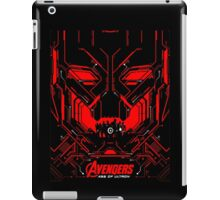 Suit of armour around the world iPad Case/Skin