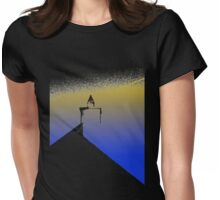 Rooftop Womens Fitted T-Shirt