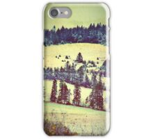In Winter Days Gone By iPhone Case/Skin