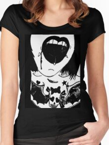 Rawr! 2 Women's Fitted Scoop T-Shirt