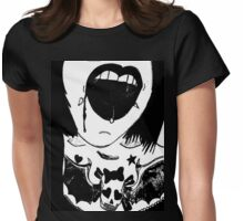 Rawr! 2 Womens Fitted T-Shirt