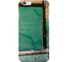 Cool Down Talk It Out iPhone Case/Skin