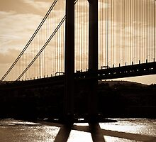 Verrazano Bridge, NYC by ZicklerPhoto