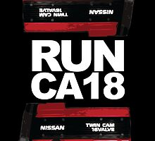RUN CA18 by SEZGFX