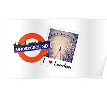 There's no place like London! Poster
