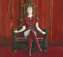 Empress Akasha by gordonwk