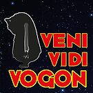 Veni, Vidi, Vogon by kennypepermans