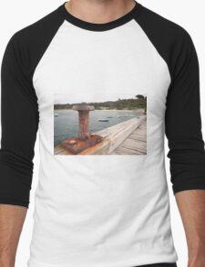 Rusty Bollard Men's Baseball ¾ T-Shirt
