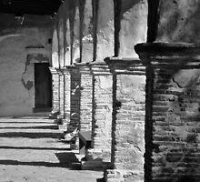 Crumbling Columns by SunKen