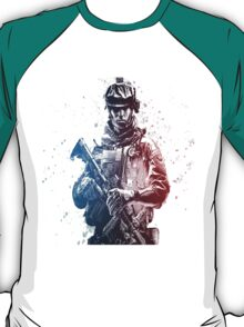 Battlefield Soldier T-Shirt