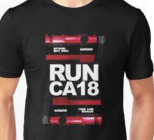 RUN CA18 Unisex T-Shirt