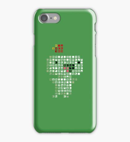Fez Happy Gomez Tiles iPhone Case/Skin