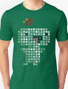 Fez Happy Gomez Tiles T-Shirt