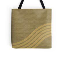 Retro Wooden Tote Bag
