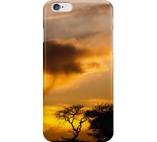 Two's company Three's a cloud iPhone Case/Skin