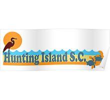 Hunting Island - South Carolina. Poster