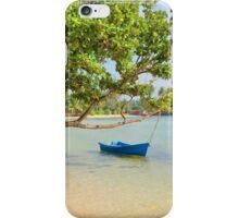 Tropical Island Scenery iPhone Case/Skin