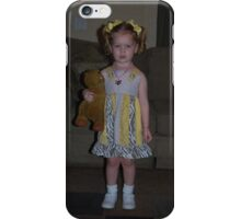 Little Lucy Marie.... iPhone Case/Skin