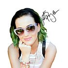 Katy Perry Signature by HollieWild
