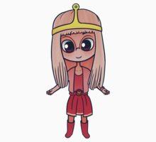 Osric Chauplay: Princess Bubblegum by bonejangless