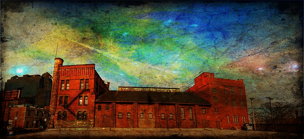 Cleveland Grays Armory by MClementReilly