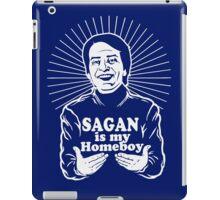 Sagan is my homeboy iPad Case/Skin