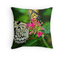 From Two Different Worlds Throw Pillow