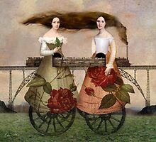 Paradise Train by Catrin Welz-Stein
